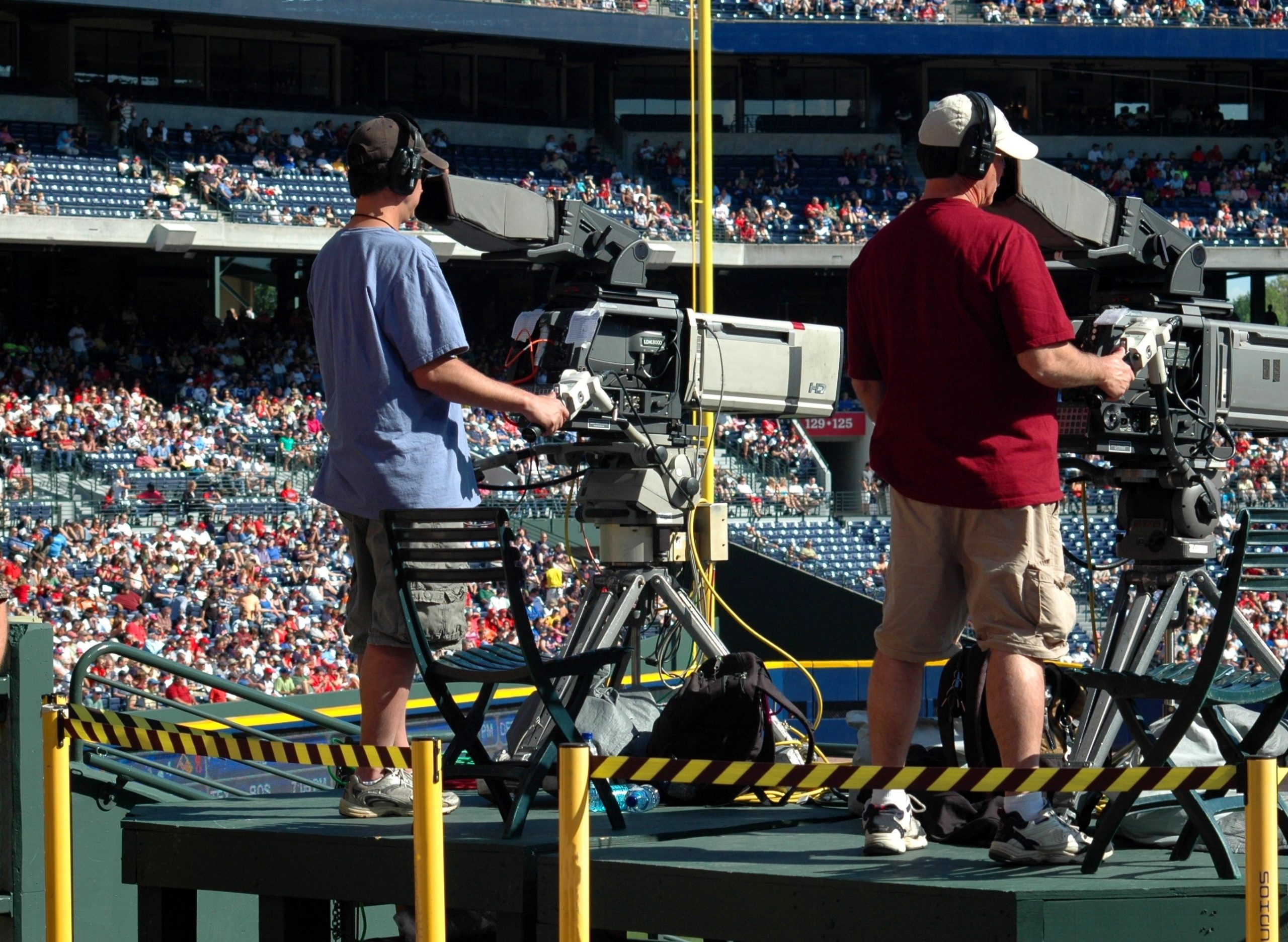 sports video production in austin texas